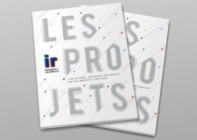 Livre catalogue des projets I&R
