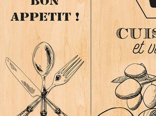 Cuisine et vous ?